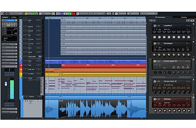Cubase Music Recording Software