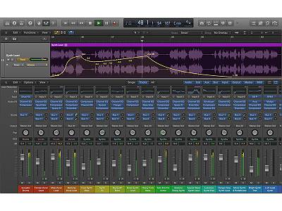 Logic Music Recording Software